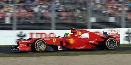 Felipe Massa GP de Australia