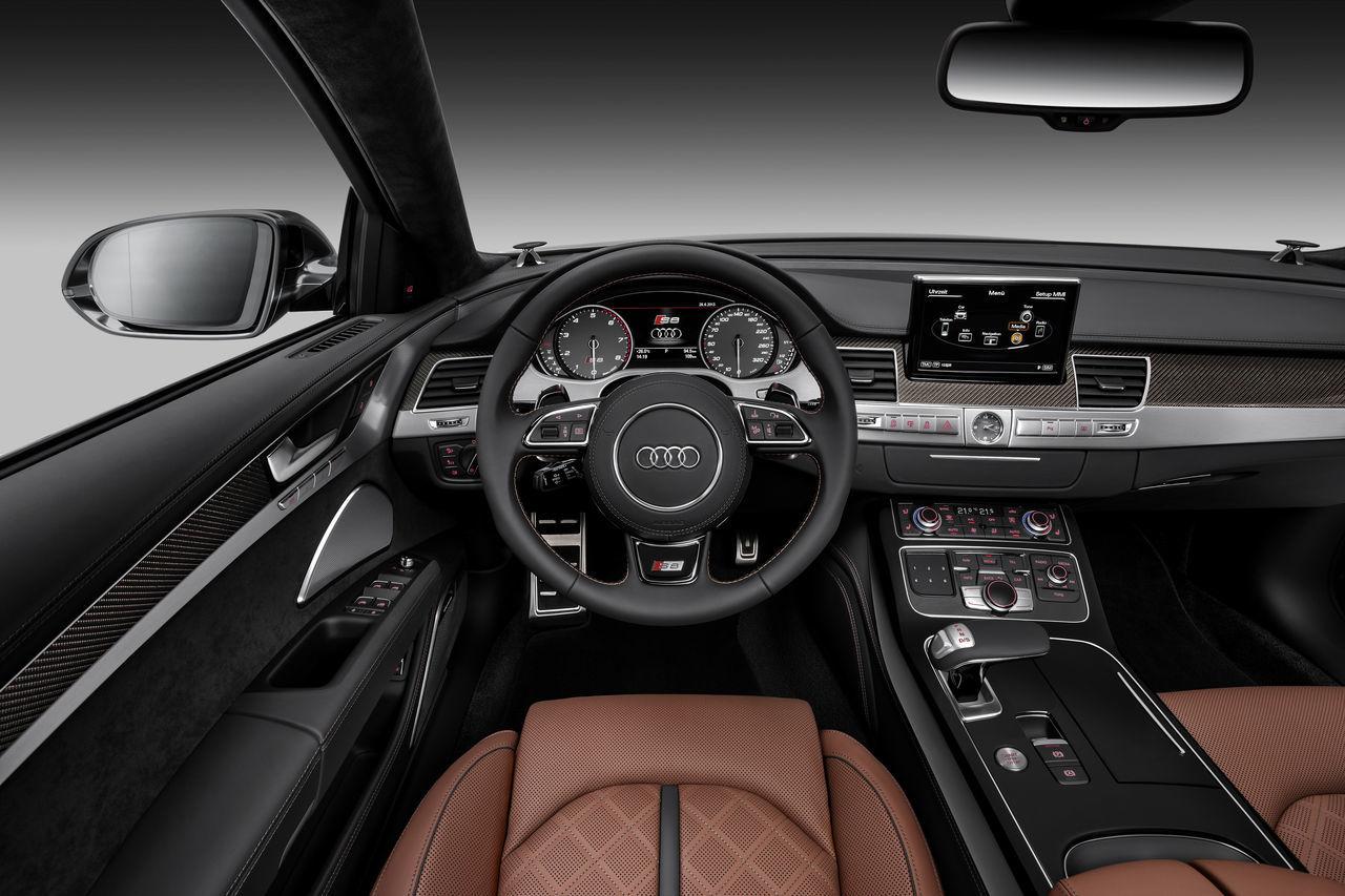 Foto de Audi A8 2013 (58/67)