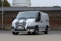 Ford Transit SportVan, otra furgoneta racing más para Reino Unido