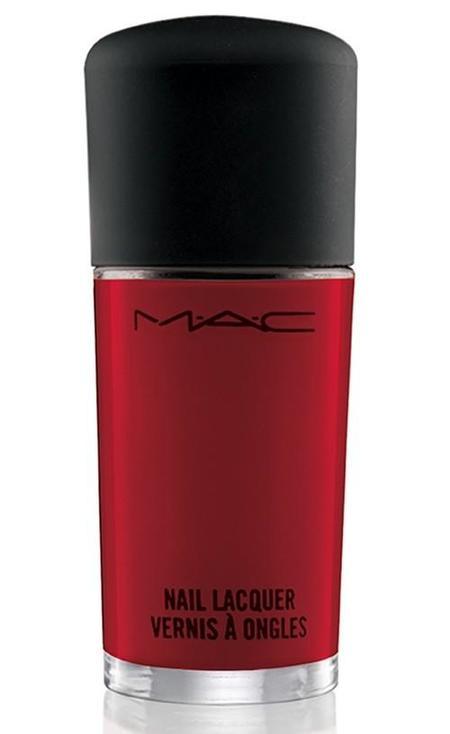 Mac Nasty Gal Nail Lacquer 1