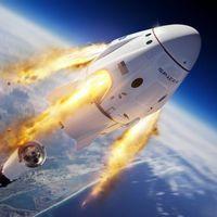 Cómo ver el reintento de lanzamiento de la primera misión tripulada de SpaceX y la NASA en directo y por Internet