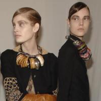 DIY: Collar de Dries van Noten