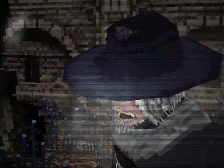 No importa si exploramos Yharnam en PS4 o PSX: el combate contra el Padre Gascoigne de Bloodborne sigue siendo igual de temible