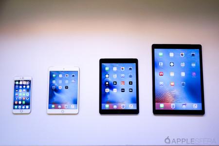 Keynote de Apple el 27 de marzo: iPad, iPad Pro, Apple Pencil y más novedades centradas en educación