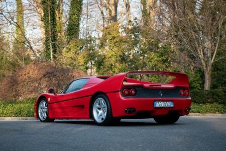 Subasta Ferrari F50 Berlinetta Prototipo 1995 2 1