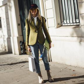 Botines de entretiempo: 11 looks que demuestran que funcionan según el street style de París o Nueva York