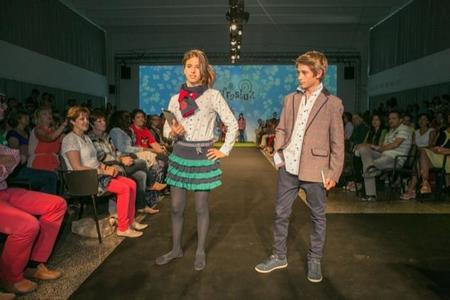 Trasluz Casual Wear inaugura la XVII Pasarela de Castilla y León con la colección Otoño-Invierno 2014