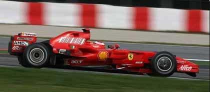 Raikkonen, el más rápido en Australia para comenzar