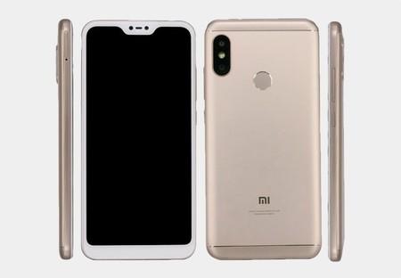 El Xiaomi Mi A2 Lite pasa la certificación: pantalla con 'notch', cámara doble y 4.000 mAh de batería