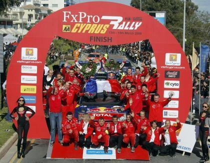 Lo mejor y lo peor del Rally de Chipre