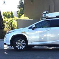 El coche autonomo de Apple tiene su primer accidente... pero por culpa de un humano