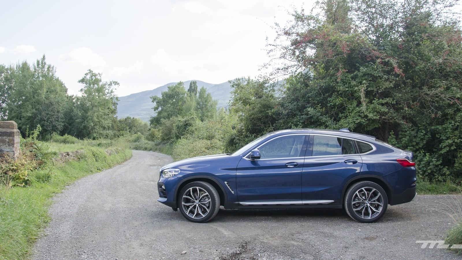 Foto de BMW X4 2018, prueba (9/65)