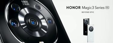 Honor Magic3, Magic3 Pro y Magic3 Pro+: tres nuevos teléfonos premium que apuestan por diseño, potencia bruta y fotográfica