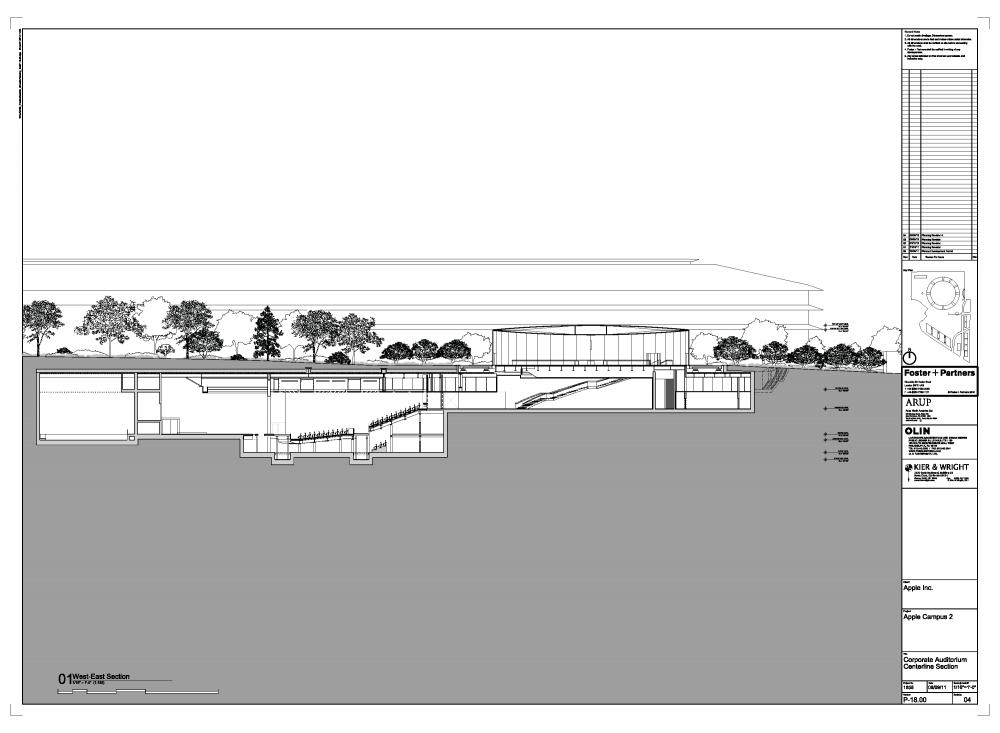 Proyecto Original Del Nuevo Campus De Apple 3 27