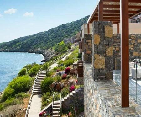 Daios Cove en Ágios Nikolaos, vacaciones de lujo las islas griegas