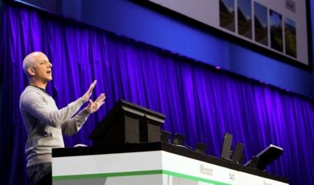 Steven Sinofsky, el artífice de Windows 8 y el probable próximo CEO de Microsoft