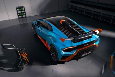 Lamborghini Huracan Sto 18
