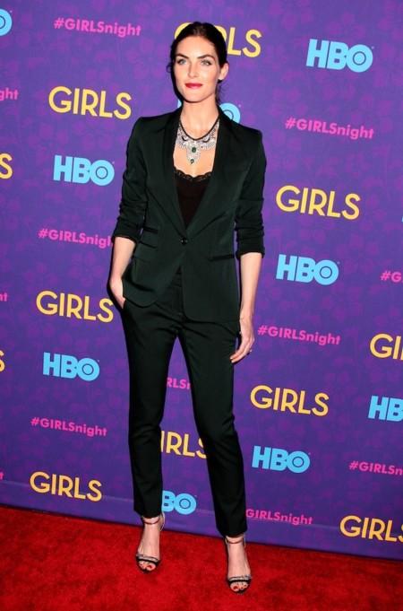 Hilary Rhoda tercera temporada girls