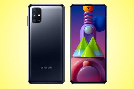 El Samsung Galaxy M51 se queda sin secretos: filtradas fotos y especificaciones del móvil con batería de 7.000 mAh