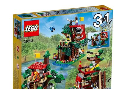 El set de Lego creator: aventuras en la casa del árbol ahora sólo cuesta 25,34 euros en Amazon