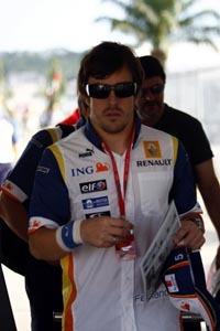 """Alonso: """"Esto es lo que esperaba, no hay más"""""""