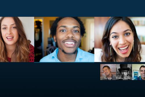 Seis servicios para hacer videollamadas grupales con muchas personas