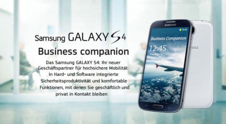 Samsung actualiza el Galaxy S4 en Europa con Snapdragon 800 y LTE Advanced