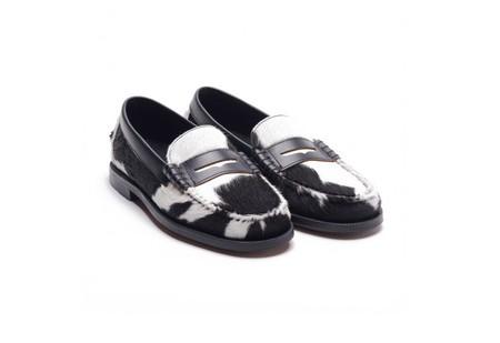 zapatos planos invierno