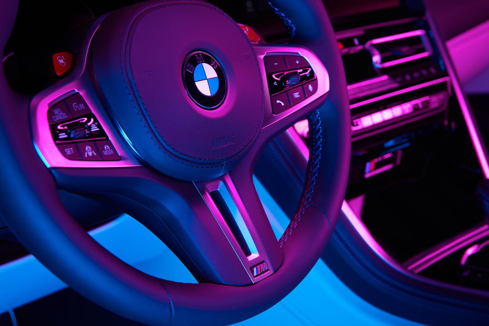 Foto de BMW M8 Gran Coupé 2020 (1/89)