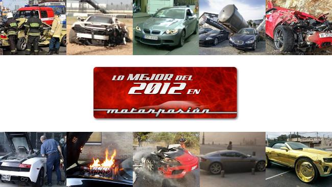 Lo mejor de 2012 en Motorpasión - Dolorpasión