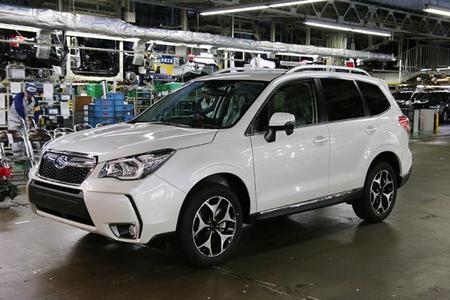 Subaru ya ha producido 20 millones de coches en Japón