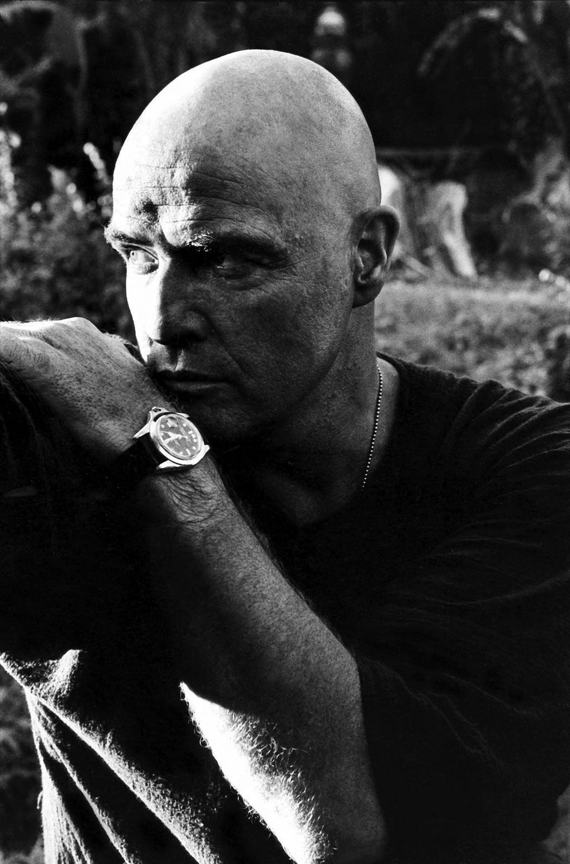 La casa Phillips subastará el Rolex de Marlon Brando que llevó en la cinta 'Apocalypse Now'