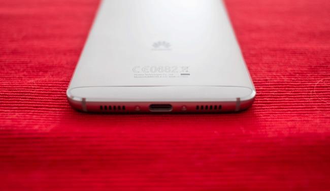 Huawei Nova Plus: altavoces