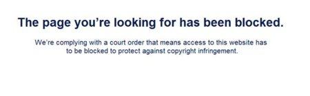 Telefónica bloquea por obligación el acceso a The Pirate Bay en Reino Unido