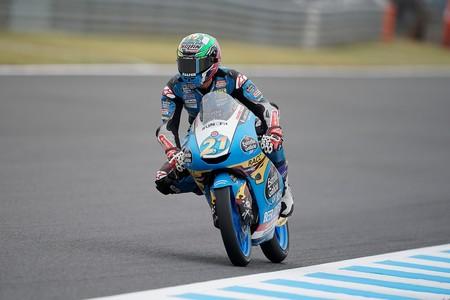 Alonso Lopez Japon Moto3 2019