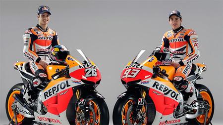 Presentado el Repsol Honda Team 2013 con nuevo diseño