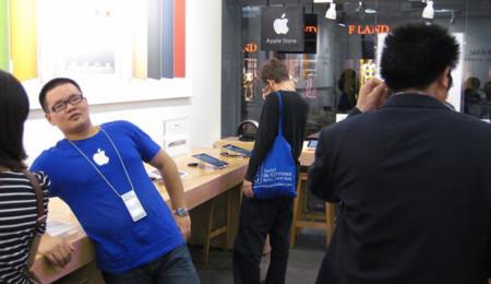 Apple Store falsa en China