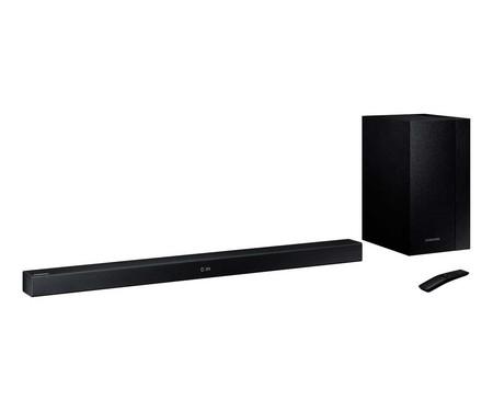 Oferta Flash: barra de sonido 2.1 Samsung HW-M360/ZF, con Bluetooth, por 159 euros