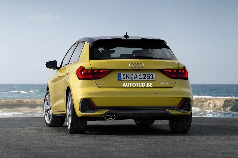 2018 Audi A1 mkII 35