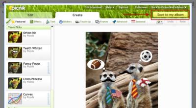 Google por fin integra Picnik en Picasa como editor de imágenes