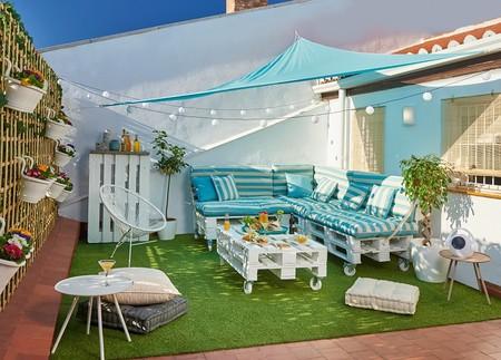 Cómo decorar la terraza