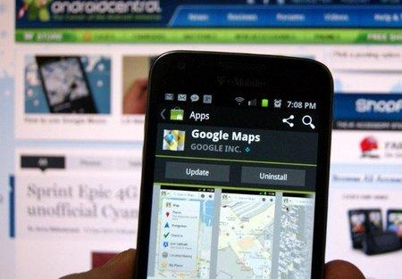 Google Maps se actualiza, ahora te permite ver interiores y fotos de negocios