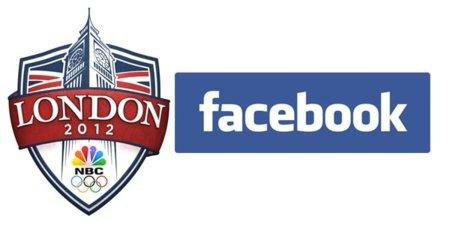 Facebook también hace públicas sus estadísticas de los Juegos Olímpicos de Londres 2012