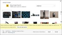 Microsoft abandona los clásicos Clip Arts de Office y los sustituye por la búsqueda de imágenes en Bing