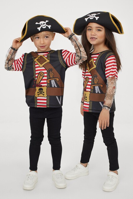 Carnaval Disfraz Hm Kids 06