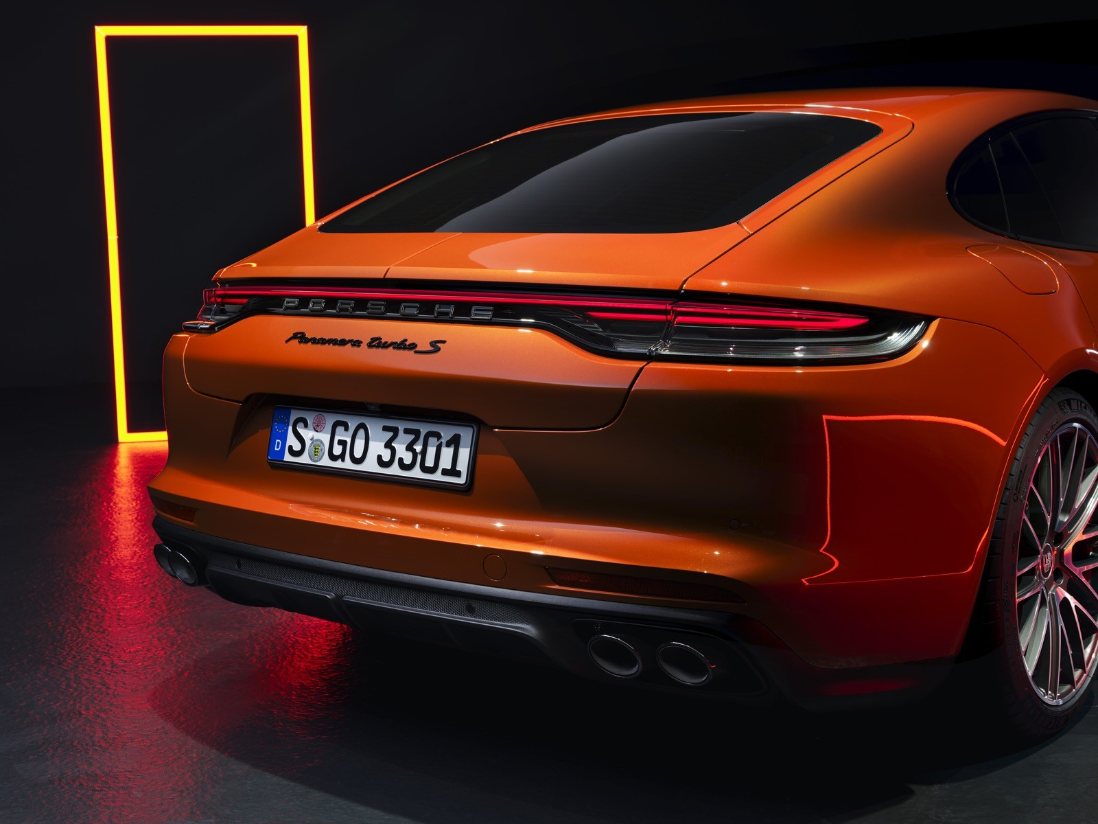 Foto de Porsche Panamera 2021 (12/57)