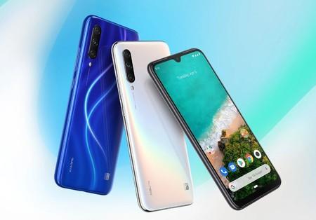 """Xiaomi Mi A3: la renovación de la familia con Android One llega con más cámaras, pero """"menos"""" pantalla"""