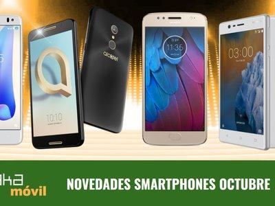 Moto G5s, bq Aquaris U2, Nokia 3 y Alcatel A7, novedades en Orange y todos sus precios
