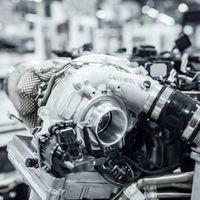 Mercedes-AMG está desarrollando un nuevo turbo eléctrico para que te olvides del odiado turbo-lag