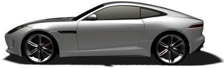 El Jaguar F-Type Coupé podría debutar en Fránkfurt